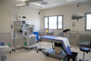 sala de partos de un hospital