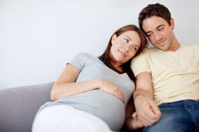 El apoyo de la pareja durante el embarazo