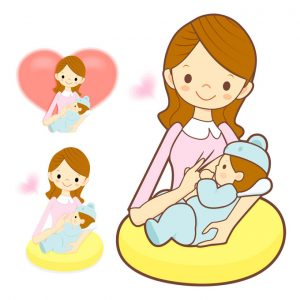 la lactancia materna cómoda y natural