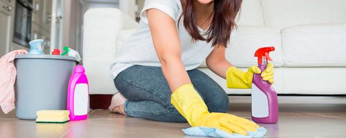 la limpieza en una escuela infantil es muy importante