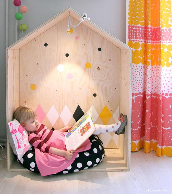 Una bonita casita para crear las historias más bonitas