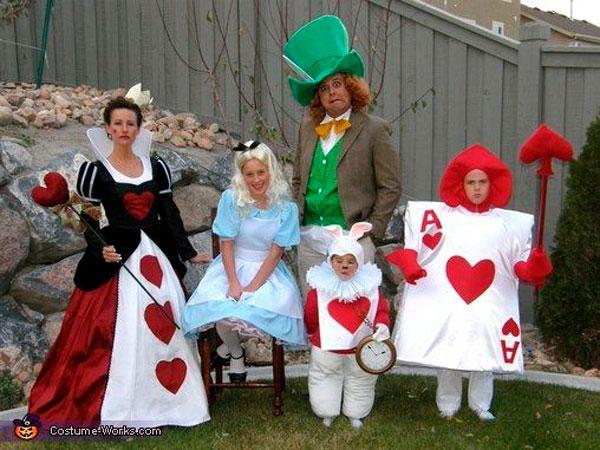 Ideas para disfrazarse en familia en carnaval - Disfraces en familia ...
