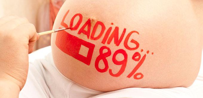 semana 37 de embarazo. Pronto nacerá tu bebé