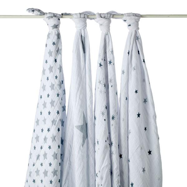 Las podrás usar para casi todo, son cómodas, fáciles de lavar . y guardar en la bolsa del bebé.