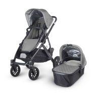 Silla para bebé UppaBaby Vista 2015 en color gris